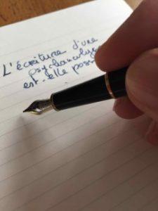 Ecrire - Photo MPSD